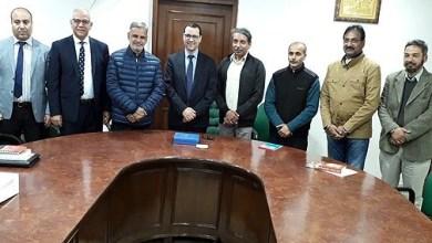 Photo of الصمدي يؤكد على أهمية التعاون بين الجامعات المغربية والهندية