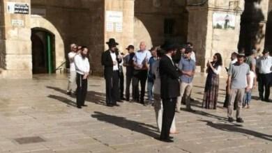 Photo of وزير إسرائيلي يقود اقتحاما استفزازيا للمسجد الأقصى