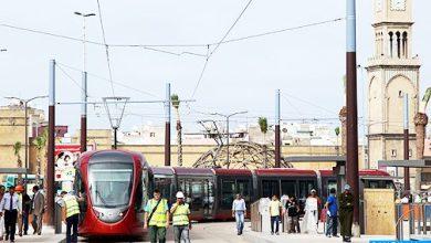 Photo of الدار البيضاء: تقدم في أشغال تحويل شبكات الماء والتطهير والكهرباء لإنجاز الخطين 3 و4 للطرمواي