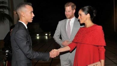 Photo of رغم قلق الاعلام البريطاني.. صور رائعة تجمع الأمير هاري وعقيلته