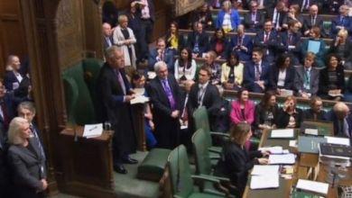 Photo of البرلمان البريطاني يصوت لصالح تأجيل الخروج من الاتحاد الأوروبي
