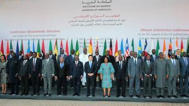 """Photo of البلدان الإفريقية المشاركة في مؤتمر مراكش تتفق على تفعيل """"الرؤية الحكيمة والمتشاور بشأنها"""" المعتمدة خلال قمة الاتحاد الإفريقي بنواكشوط بخصوص النزاع الإقليمي حول الصحراء المغربية"""