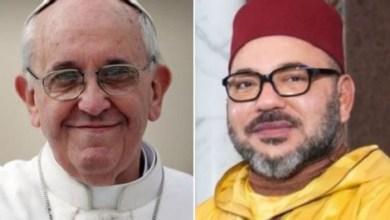 Photo of بلاغ للقصر الملكي: بابا الفاتيكان يقوم بزيارة رسمية للمغرب يومي 30 و31 مارس