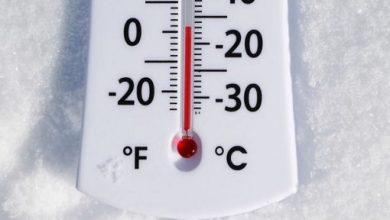 Photo of درجات الحرارة الدنيا والعليا المرتقبة يوم غد الأربعاء