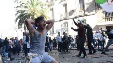 Photo of بالصور: الحصيلة الدامية للجمعة الأسود بالجزائر
