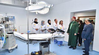 Photo of الملك يدشن بسيدي مومن مركزا طبيا للقرب مخصص لتعزيز عرض العلاجات لفائدة الساكنة الهشة