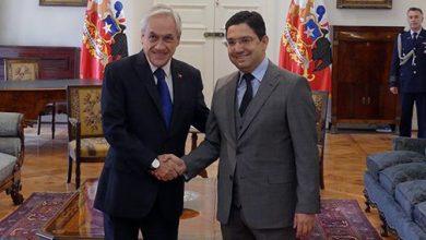 Photo of الرئيس الشيلي يبرز أهمية تعميق التعاون مع المغرب في مختلف المجالات
