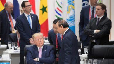 "Photo of سياسة العصا والجزرة"" عنوان بارز في تدبير واشنطن للقضايا الخلافية مع خصومها الدوليين"