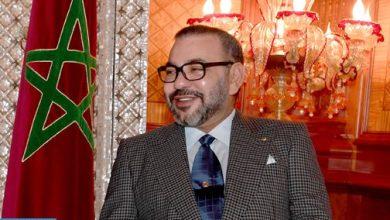 Photo of الملك يهنئ الرئيس الغابوني بمناسبة احتفال بلاده بعيدها الوطني