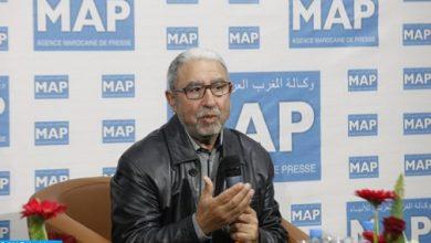 "Photo of الأشعري يحل الثلاثاء المقبل ضيفا على ملتقى ""لاماب"" لمناقشة موضوع ""هل الصحافة الآن عامل تقدم في المغرب؟"