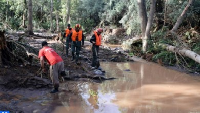 Photo of العثور على جثة الشخص المفقود جراء الأمطار الغزيرة والفيضانات التي عرفها إقليم تارودانت