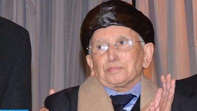 Photo of رجل الأعمال والمقاوم مولاي مسعود أكوزال في ذمة الله