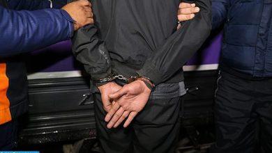Photo of قصبة تادلة: توقيف شخص للاشتباه في تورطه في ارتكاب سرقة مقرونة بالضرب