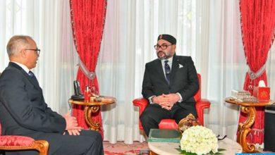 Photo of بلاغ من الديوان الملكي حول تعيين اللجنة الخاصة بالنموذج التنموي الجديد