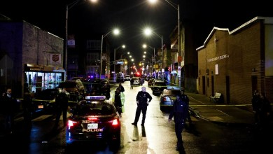 Photo of قتلى في تبادل لإطلاق النار بمدينة جيرسي قرب نيويورك