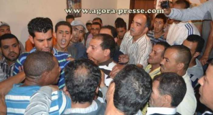 Photo of الاعتداء على برلماني ومستشار وإهانة الصحفيين خلال جمع عام اتحاد تمارة