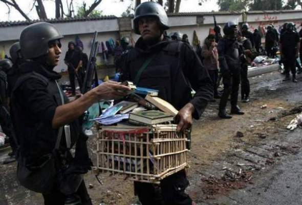 Photo of التقدم والاشتراكية يدين استعمال القوة والعنف لفض اعتصام مؤيدي محمد مرسي