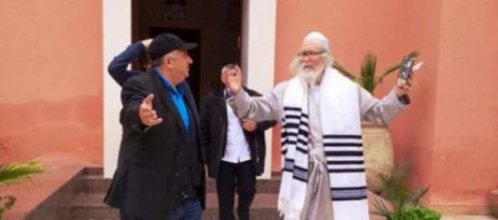 Photo of هل فرّ الحاخام الإسرائيلي الذي كان مختبئا في مراكش إلى مصر؟
