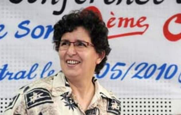 Photo of خديجة رياضي تفوز بجائزة الأمم المتحدة لحقوق الإنسان