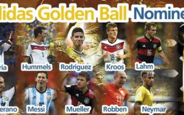 Photo of قائمة المرشحين لجائزة الكرة الذهبية