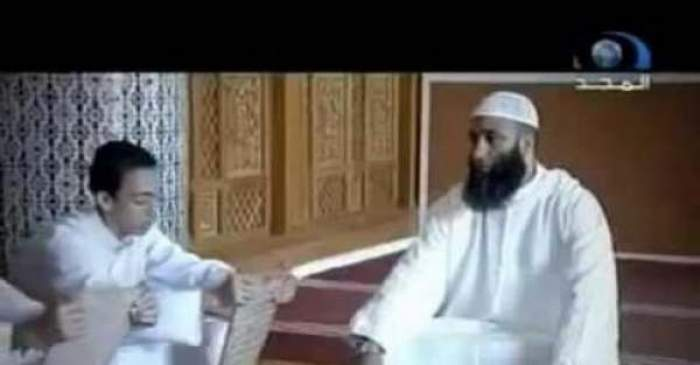 Photo of بالفيديو قصة جد مؤثرة : الشيخ الكرعاني من مطرب إلي أحد أشهر قراء القرآن