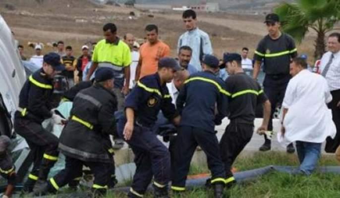 Photo of 31 قتيلا و1491 جريحا في حوادث السير خلال أسبوع