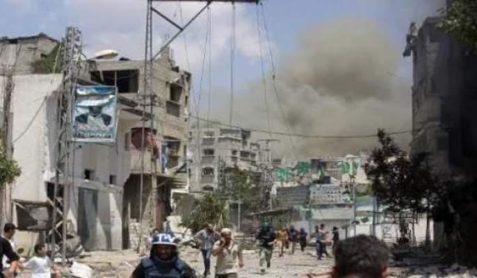 Photo of اتفاق لوقف إطلاق النار في غزة لمدة 24 ساعة لاستكمال المفاوضات