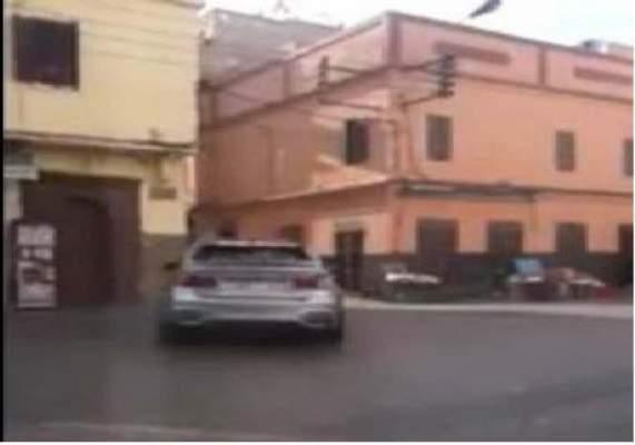 Photo of لقطة رائعة من فيلم توم كروز المصور بالمغرب