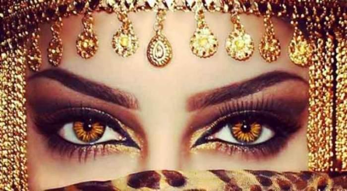Photo of صور.. فاتنة عمانية تأسر العالم بجمال عينيها