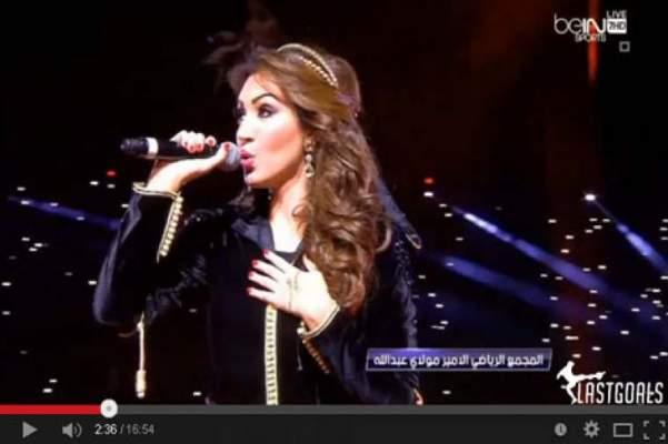 Photo of أسماء لمنور سرقت أغنية باسم التراث: ظهور صاحبة الأغنية