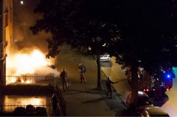 Photo of إصابة خمسة أشخاص في حريق شب بمسجد