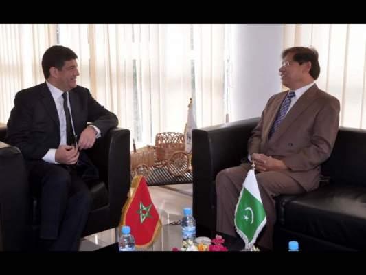 Photo of البام يستمر في لقاءته الدبلوماسية وبكوري يستقبل السفير الباكستاني
