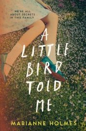 Image result for a little bird told me book