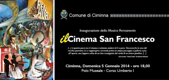 mostra permanente il cinema s francesco