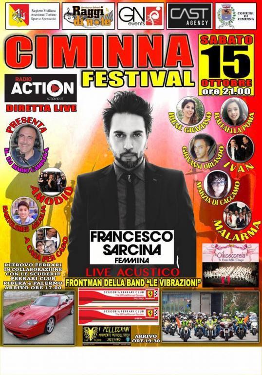 Ciminna Festival