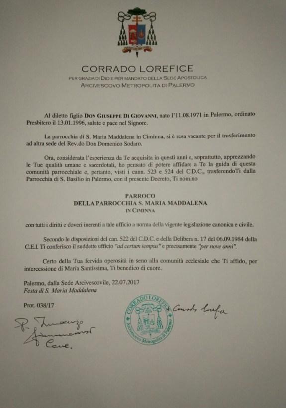 nomina-parroco-di-ciminna-don-giuseppe-di-giovanni-1