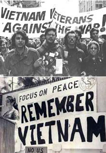 Anti-Vietnam War Movement in the 1960's