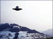 Photo of Pleiadian spacecraft