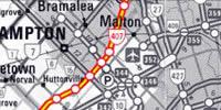 Enlarge: GTA map