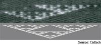 Manipulative Extraterrestrial fractal pattern
