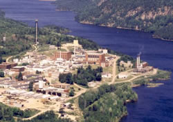 Chalk River Laboratories, foto do The Canadian National Newspaper