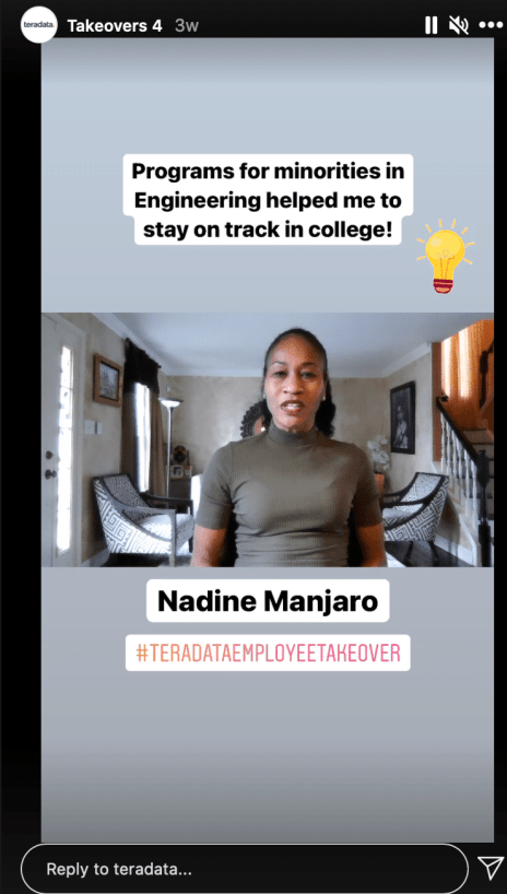 best instagram takeover examples