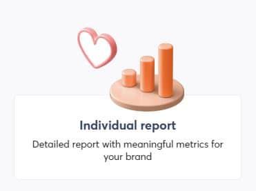 individual report for social media reports
