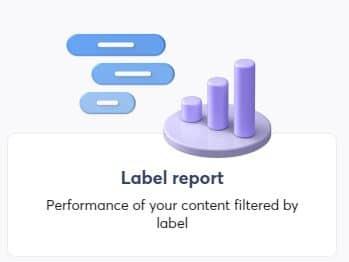 label report