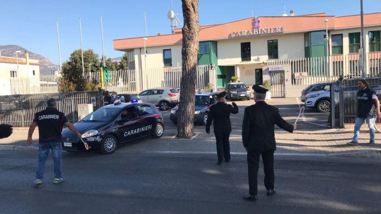 """Terracina – droga. L'operazione """"Giove"""" porta agli arresti 18 coinvolti"""