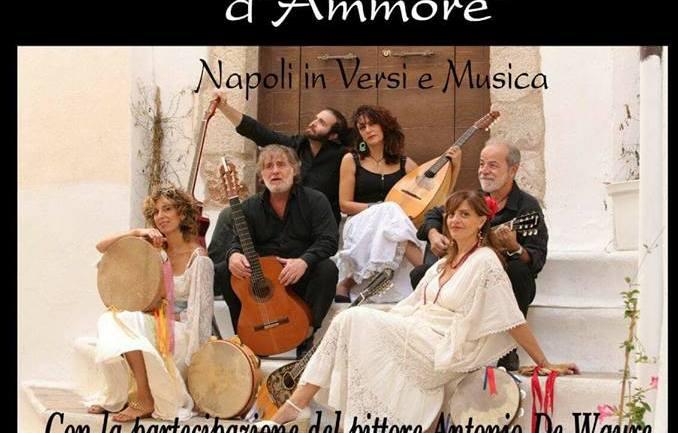 Latina. La canzone d'autore Napoletana all'Auditorium Vivaldi