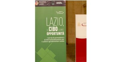 Regione Lazio, nuove opportunità per i prodotti laziali nel Mondo