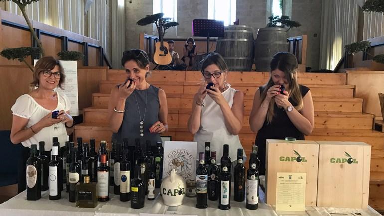 Campagna olearia 2017/18: l'incontro col Capol a Priverno