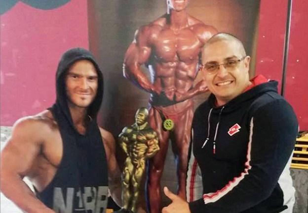 IBFA World Championship 2017, Francesco Frasca di Cori vince il Dion Friedland's Award Best Poser