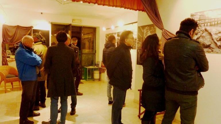 Tra studio e cielo. Claudio Marcantonio e Claudio Pio espongono alla Galleria il Sipario di Giulianello